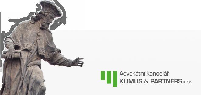 právních služeb advokátní kancelář KLIMUS & PARTNERS s.r.o.
